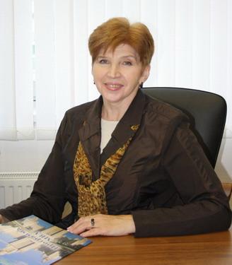 Поздравляем с юбилеем заведующую кафедрой маркетинга, профессора Валентину Васильевну Герасименко!